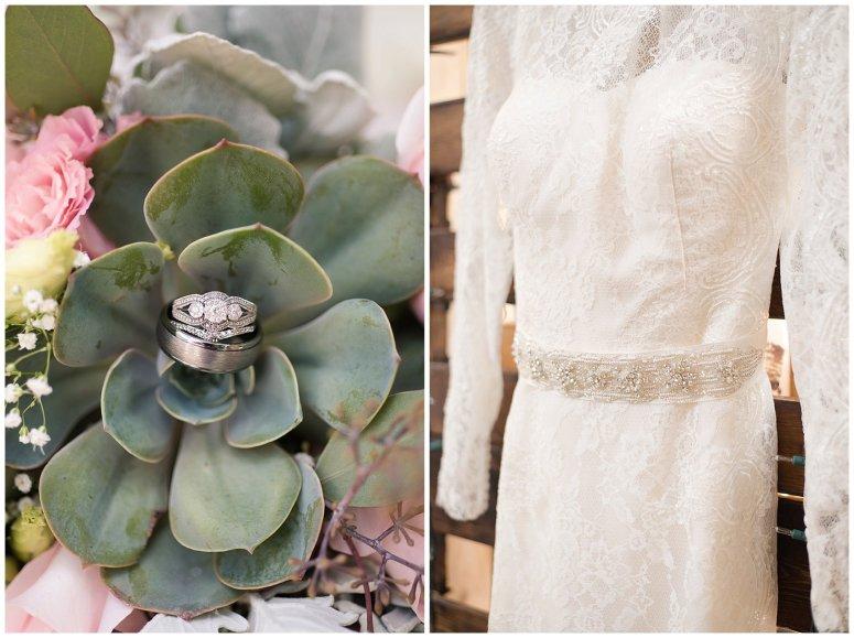 Hampton Virginia Wedding Photographer Pale Pink Blue Succulents Beautiful Virginia Wedding_1202