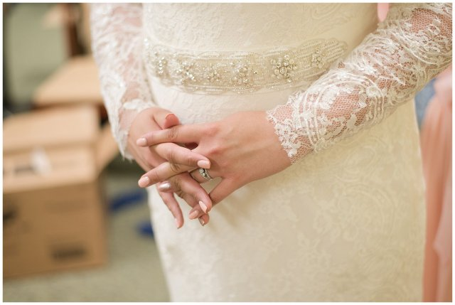 Hampton Virginia Wedding Photographer Pale Pink Blue Succulents Beautiful Virginia Wedding_1231