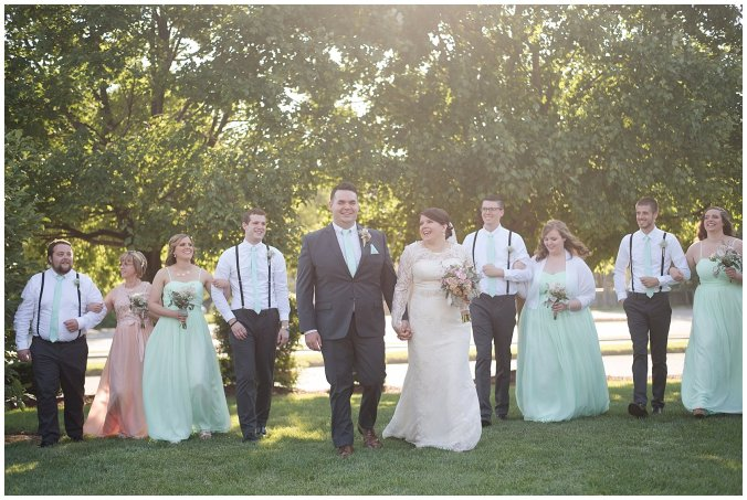 Hampton Virginia Wedding Photographer Pale Pink Blue Succulents Beautiful Virginia Wedding_1246