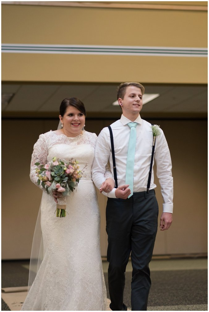 Hampton Virginia Wedding Photographer Pale Pink Blue Succulents Beautiful Virginia Wedding_1251