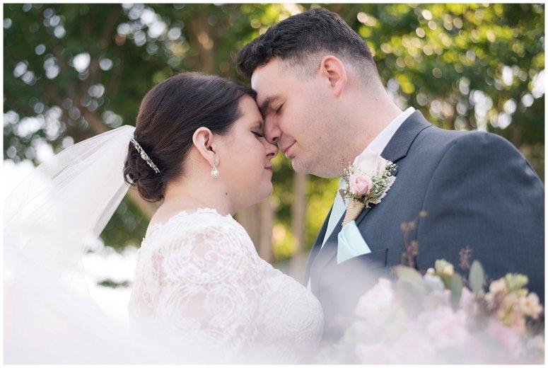 Hampton Virginia Wedding Photographer Pale Pink Blue Succulents Beautiful Virginia Wedding_1271