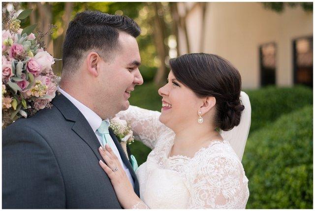 Hampton Virginia Wedding Photographer Pale Pink Blue Succulents Beautiful Virginia Wedding_1272