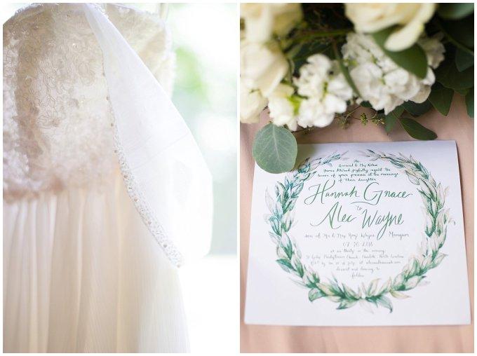 Beautiful Blush Pink Cream Green Wedding Charlotte North Carolina Virginia Wedding Photographers_1675