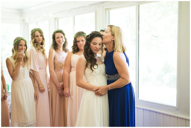 Beautiful Blush Pink Cream Green Wedding Charlotte North Carolina Virginia Wedding Photographers_1706