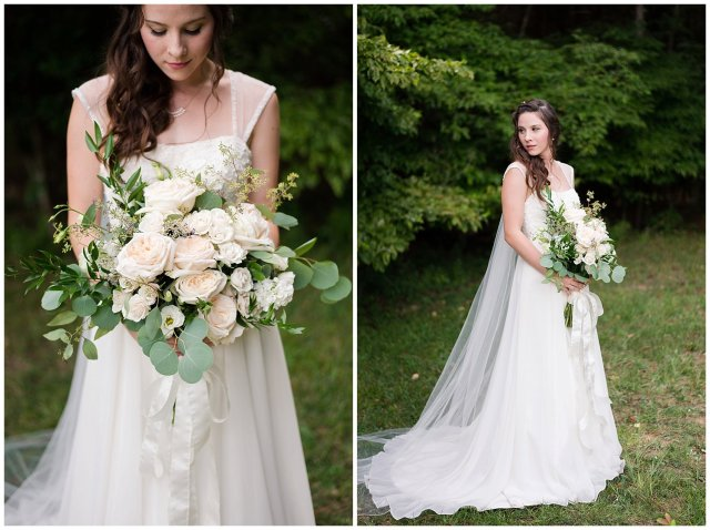 Beautiful Blush Pink Cream Green Wedding Charlotte North Carolina Virginia Wedding Photographers_1737
