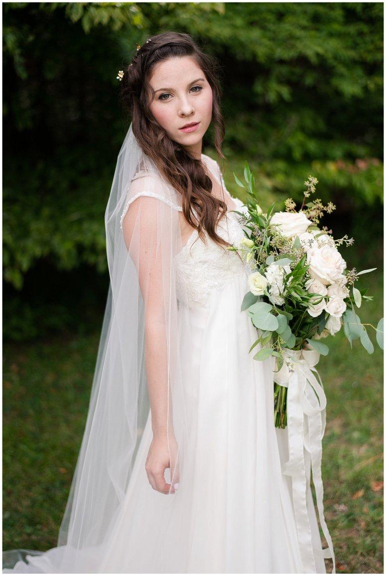 Beautiful Blush Pink Cream Green Wedding Charlotte North Carolina Virginia Wedding Photographers_1738