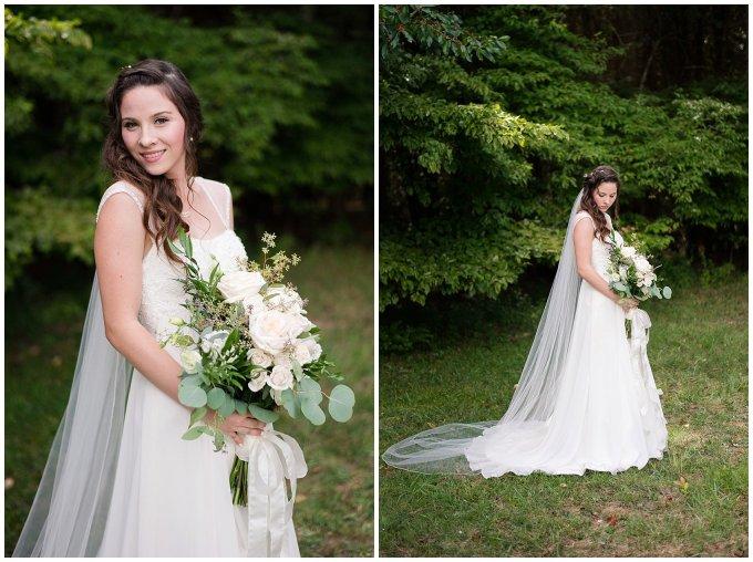 Beautiful Blush Pink Cream Green Wedding Charlotte North Carolina Virginia Wedding Photographers_1739