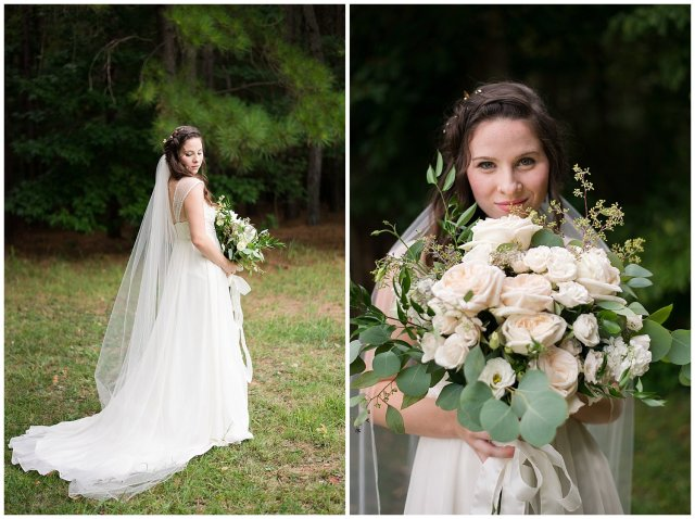 Beautiful Blush Pink Cream Green Wedding Charlotte North Carolina Virginia Wedding Photographers_1741