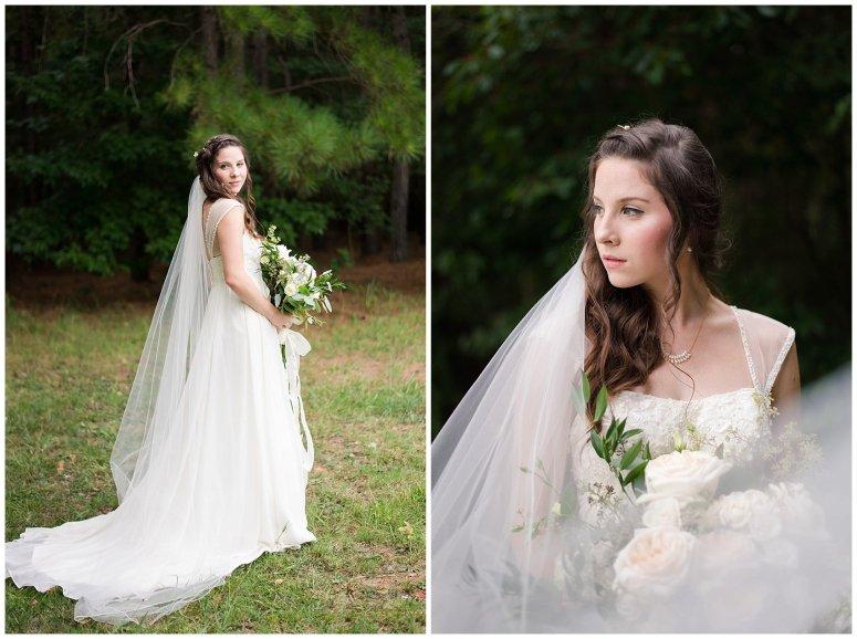 Beautiful Blush Pink Cream Green Wedding Charlotte North Carolina Virginia Wedding Photographers_1744