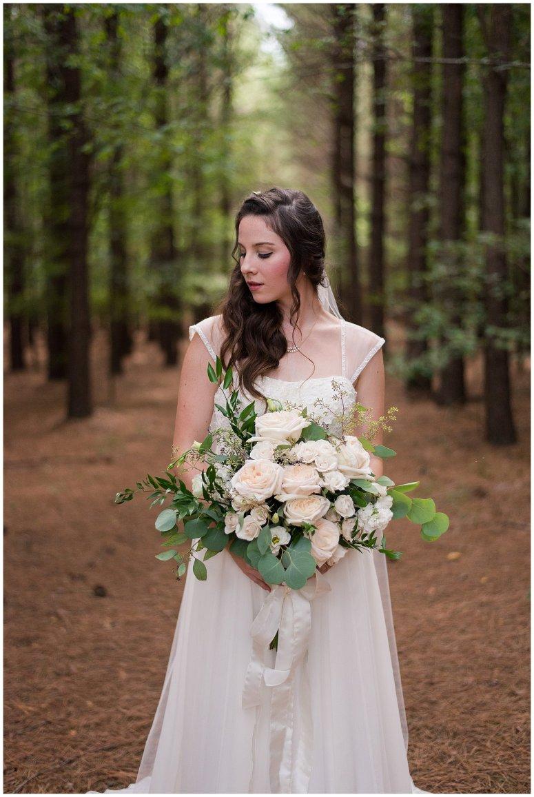 Beautiful Blush Pink Cream Green Wedding Charlotte North Carolina Virginia Wedding Photographers_1750