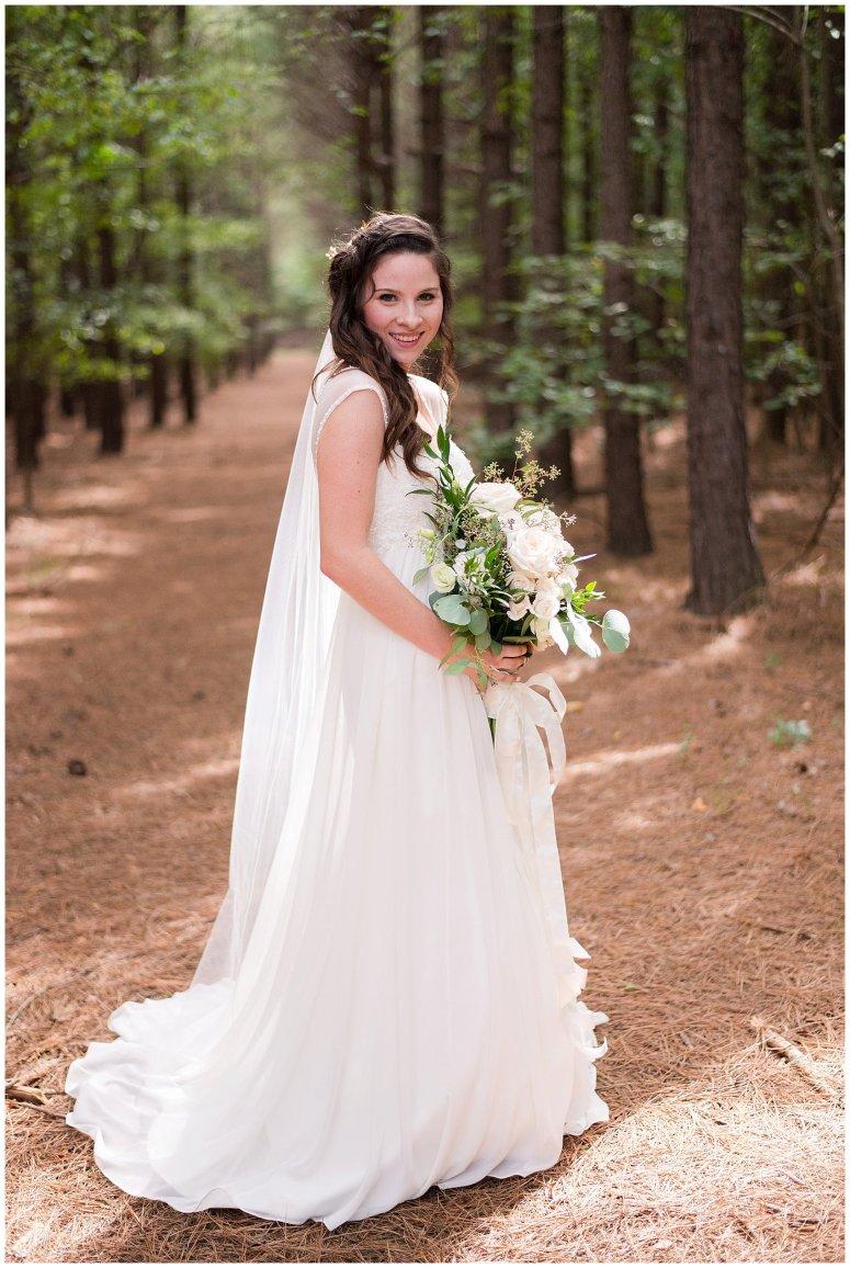 Beautiful Blush Pink Cream Green Wedding Charlotte North Carolina Virginia Wedding Photographers_1751
