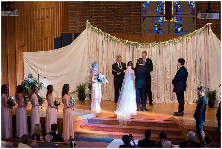 Beautiful Blush Pink Cream Green Wedding Charlotte North Carolina Virginia Wedding Photographers_1785