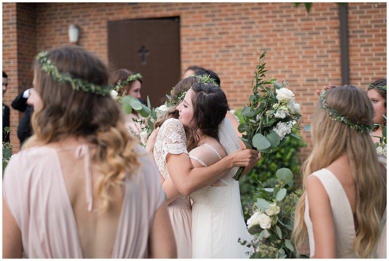 Beautiful Blush Pink Cream Green Wedding Charlotte North Carolina Virginia Wedding Photographers_1804