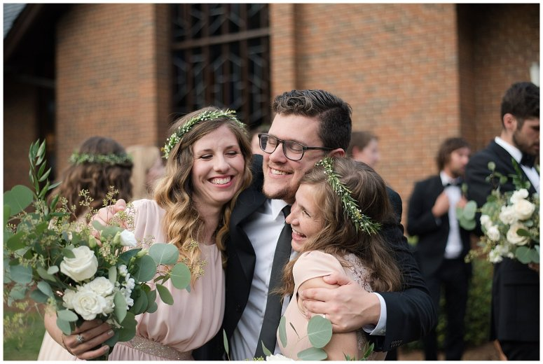 Beautiful Blush Pink Cream Green Wedding Charlotte North Carolina Virginia Wedding Photographers_1805