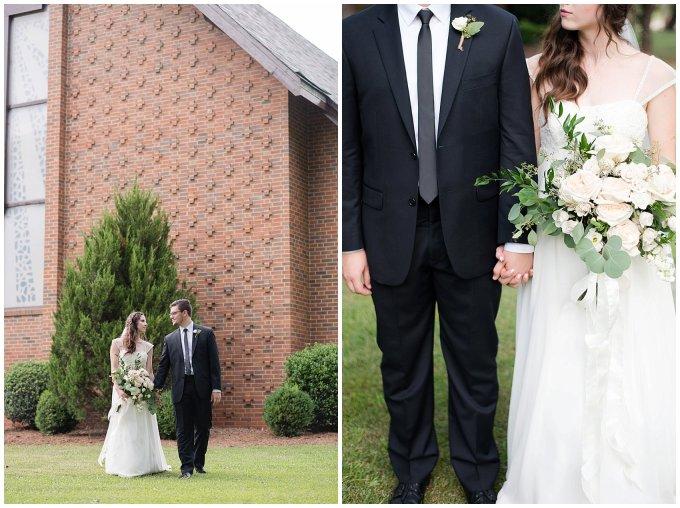 Beautiful Blush Pink Cream Green Wedding Charlotte North Carolina Virginia Wedding Photographers_1812