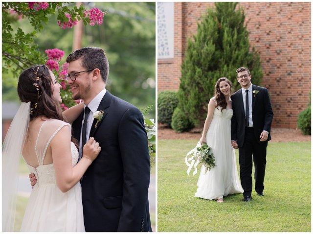 Beautiful Blush Pink Cream Green Wedding Charlotte North Carolina Virginia Wedding Photographers_1814