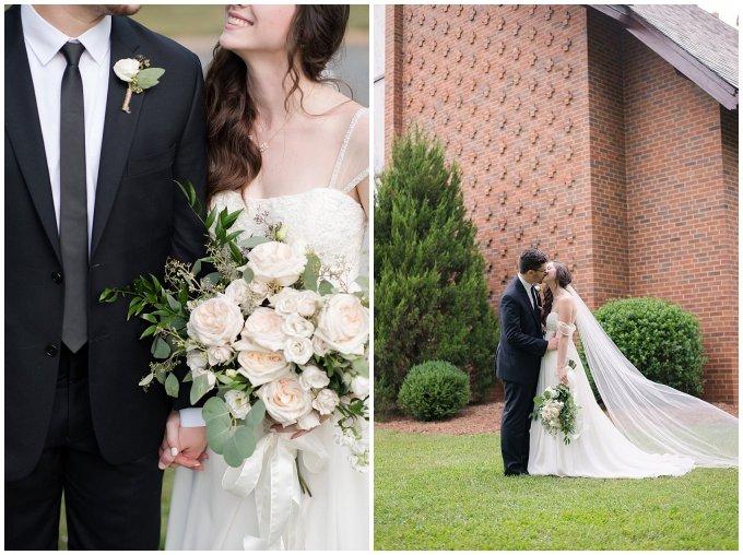 Beautiful Blush Pink Cream Green Wedding Charlotte North Carolina Virginia Wedding Photographers_1816