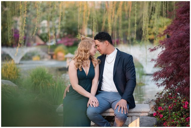 Classy Downtown Norfolk Freemason District Pagoda Gardens Engagement Session Virginia Wedding Photographers_4261