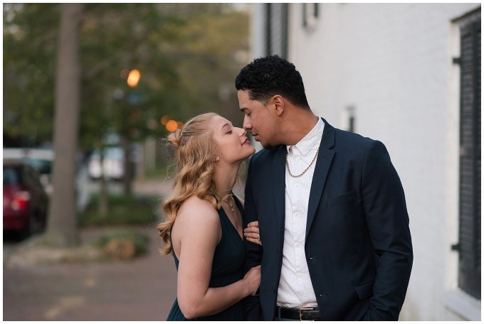 Classy Downtown Norfolk Freemason District Pagoda Gardens Engagement Session Virginia Wedding Photographers_4267