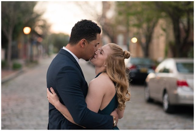 Classy Downtown Norfolk Freemason District Pagoda Gardens Engagement Session Virginia Wedding Photographers_4270