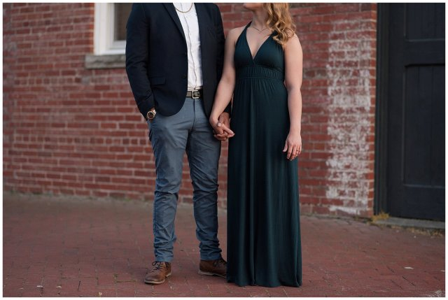 Classy Downtown Norfolk Freemason District Pagoda Gardens Engagement Session Virginia Wedding Photographers_4272