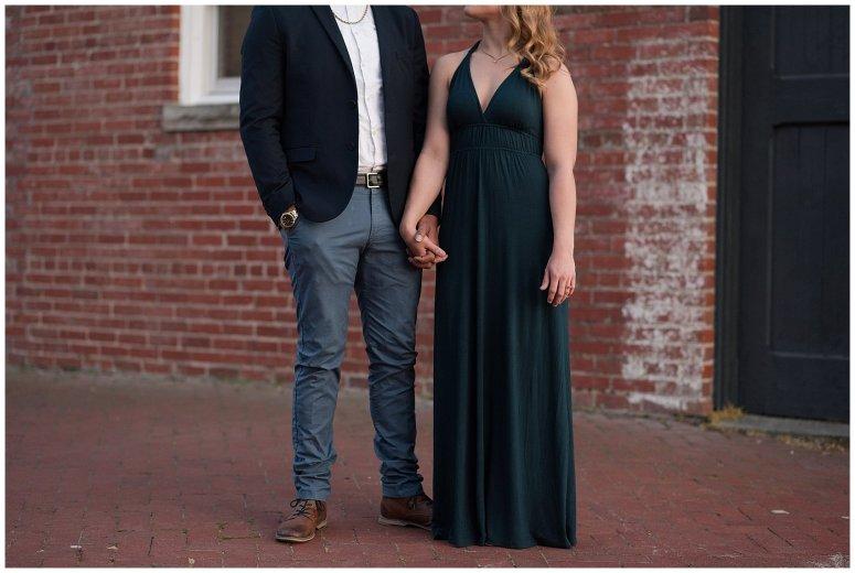Classy Downtown Norfolk Freemason District Pagoda Gardens Engagement Session Virginia Wedding Photographers_4272