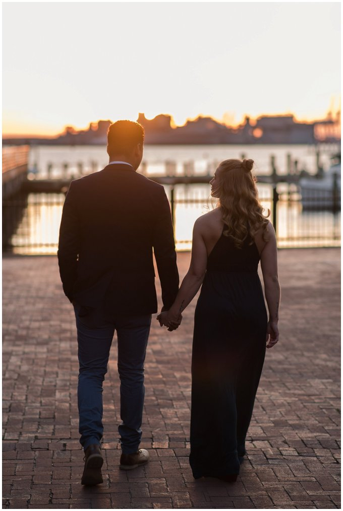Classy Downtown Norfolk Freemason District Pagoda Gardens Engagement Session Virginia Wedding Photographers_4284