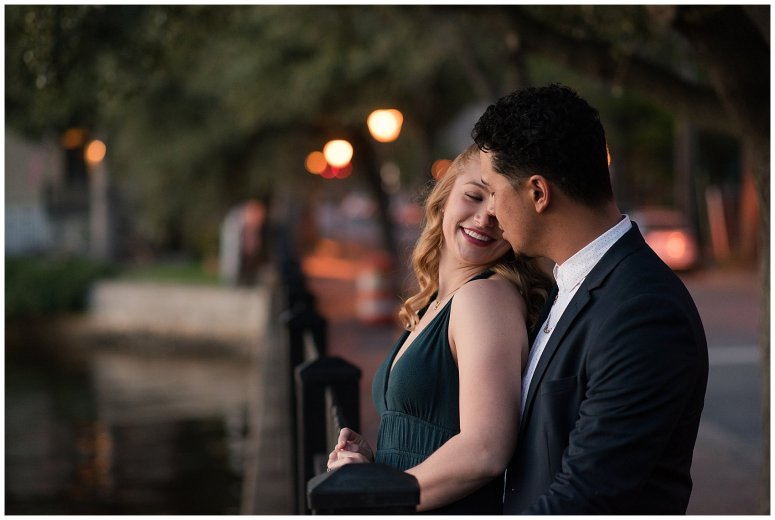Classy Downtown Norfolk Freemason District Pagoda Gardens Engagement Session Virginia Wedding Photographers_4287