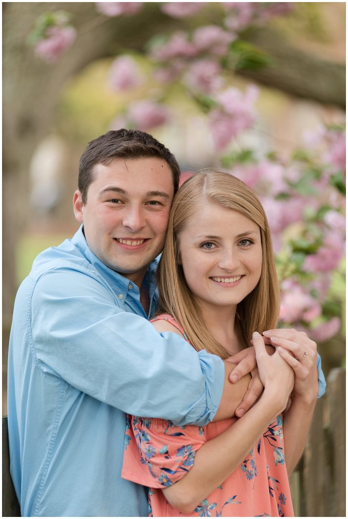 Fort Monroe Spring Engagement Session Virginia Wedding Photographers_4342
