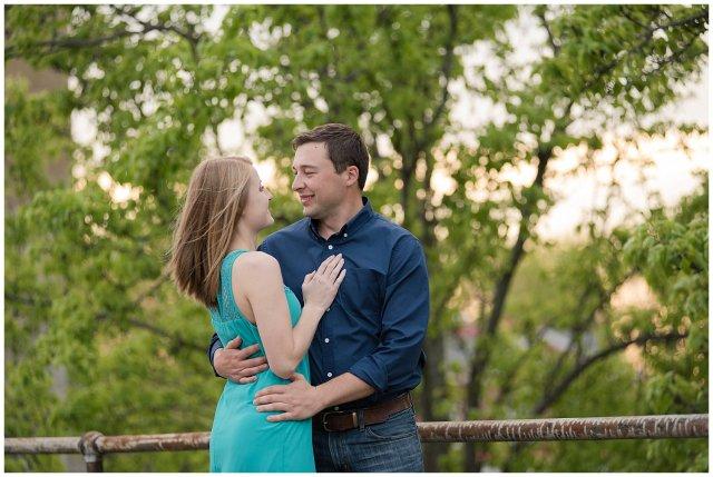 Fort Monroe Spring Engagement Session Virginia Wedding Photographers_4354