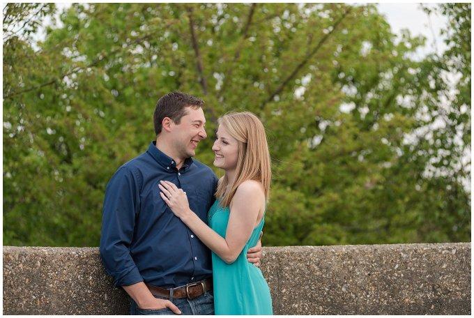Fort Monroe Spring Engagement Session Virginia Wedding Photographers_4357