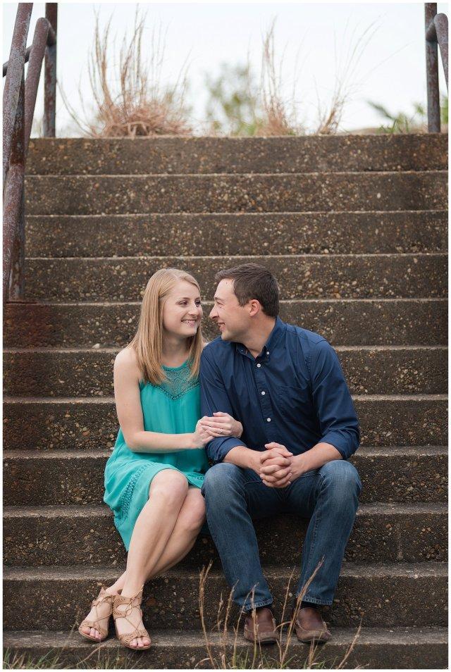 Fort Monroe Spring Engagement Session Virginia Wedding Photographers_4359