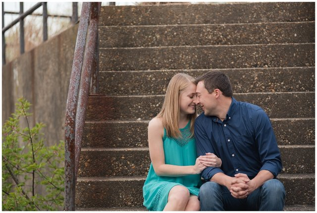 Fort Monroe Spring Engagement Session Virginia Wedding Photographers_4360