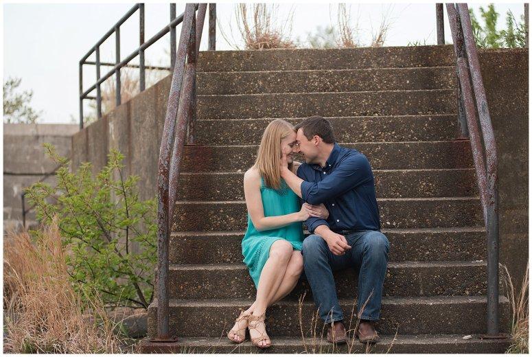 Fort Monroe Spring Engagement Session Virginia Wedding Photographers_4361