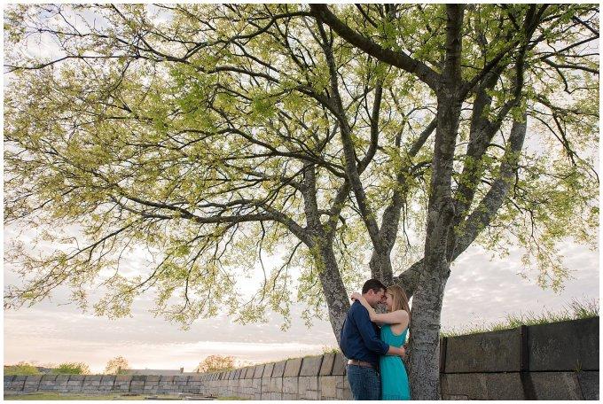 Fort Monroe Spring Engagement Session Virginia Wedding Photographers_4364