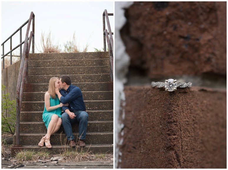 Fort Monroe Spring Engagement Session Virginia Wedding Photographers_4365