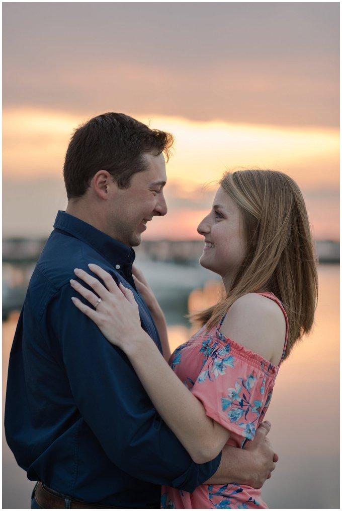 Fort Monroe Spring Engagement Session Virginia Wedding Photographers_4372