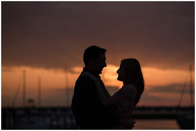 Fort Monroe Spring Engagement Session Virginia Wedding Photographers_4378