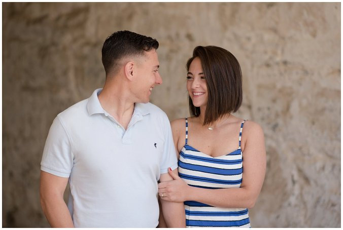 Spring Fort Monroe Hampton Engagement Session Virginia Wedding Photographers_4157