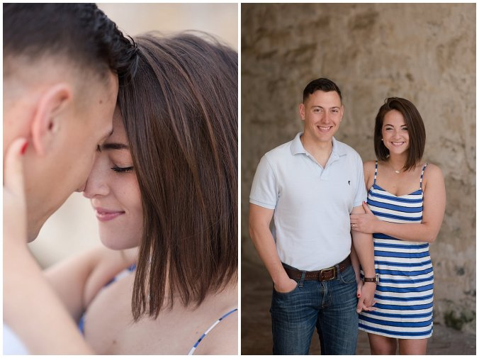 Spring Fort Monroe Hampton Engagement Session Virginia Wedding Photographers_4159