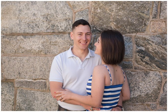 Spring Fort Monroe Hampton Engagement Session Virginia Wedding Photographers_4176