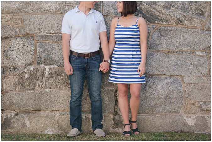 Spring Fort Monroe Hampton Engagement Session Virginia Wedding Photographers_4178