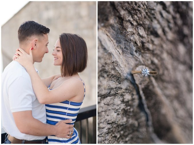 Spring Fort Monroe Hampton Engagement Session Virginia Wedding Photographers_4180
