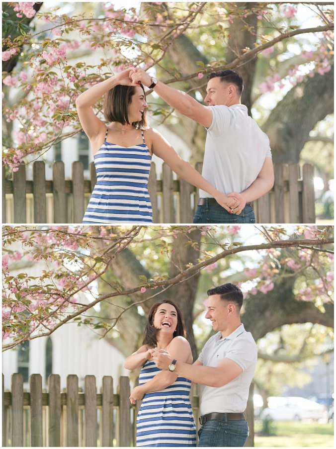 Spring Fort Monroe Hampton Engagement Session Virginia Wedding Photographers_4184
