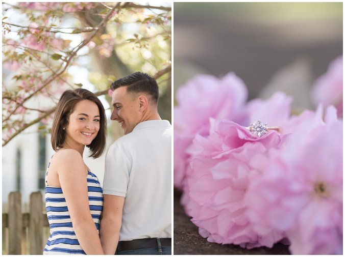 Spring Fort Monroe Hampton Engagement Session Virginia Wedding Photographers_4186