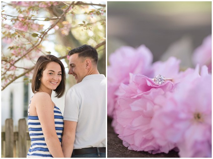 Spring Fort Monroe Hampton Engagement Session Virginia Wedding Photographers_4186