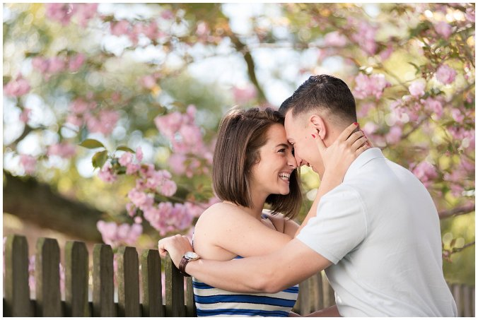 Spring Fort Monroe Hampton Engagement Session Virginia Wedding Photographers_4188