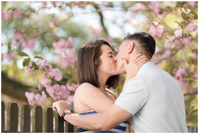Spring Fort Monroe Hampton Engagement Session Virginia Wedding Photographers_4192