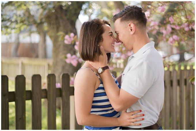 Spring Fort Monroe Hampton Engagement Session Virginia Wedding Photographers_4195