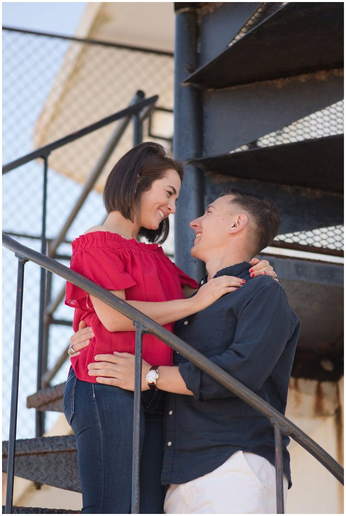 Spring Fort Monroe Hampton Engagement Session Virginia Wedding Photographers_4205